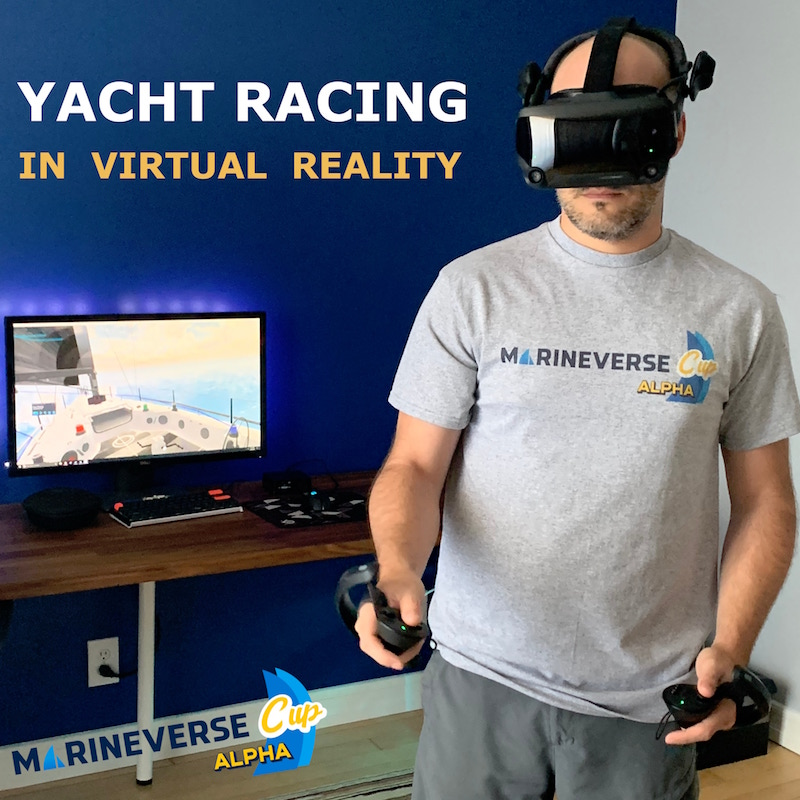 State of the art sailing in virtual reality