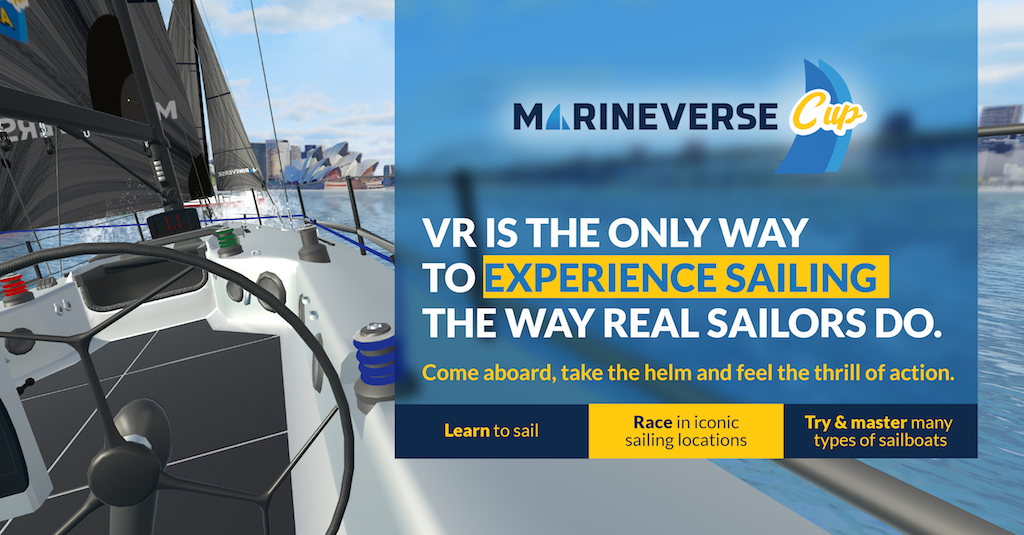VR IS THE ONLY WAY TO EXPERIENCE SAILING THE WAY REAL SAILORS DO. Learn to sail and race in iconic sailing locations.
