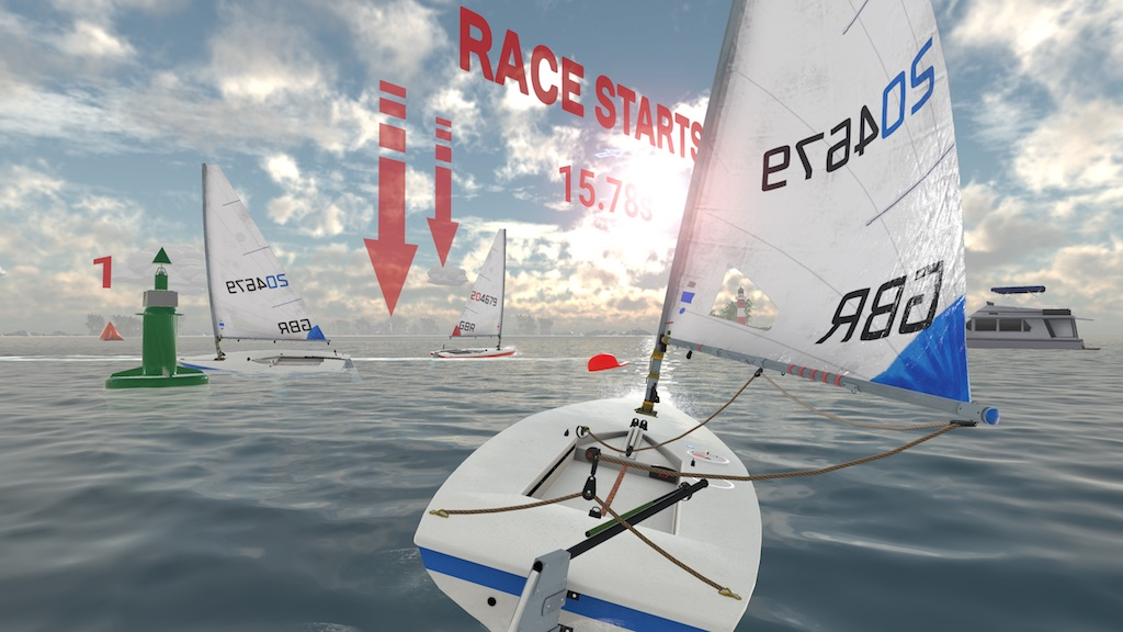 Learn with VR Regatta